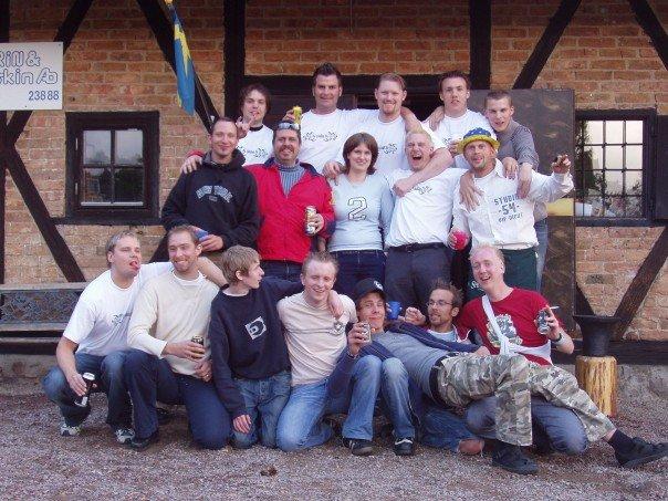 2k4 med mig själv i mitten, Timmernabben 2004
