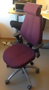 Min kontorsstol