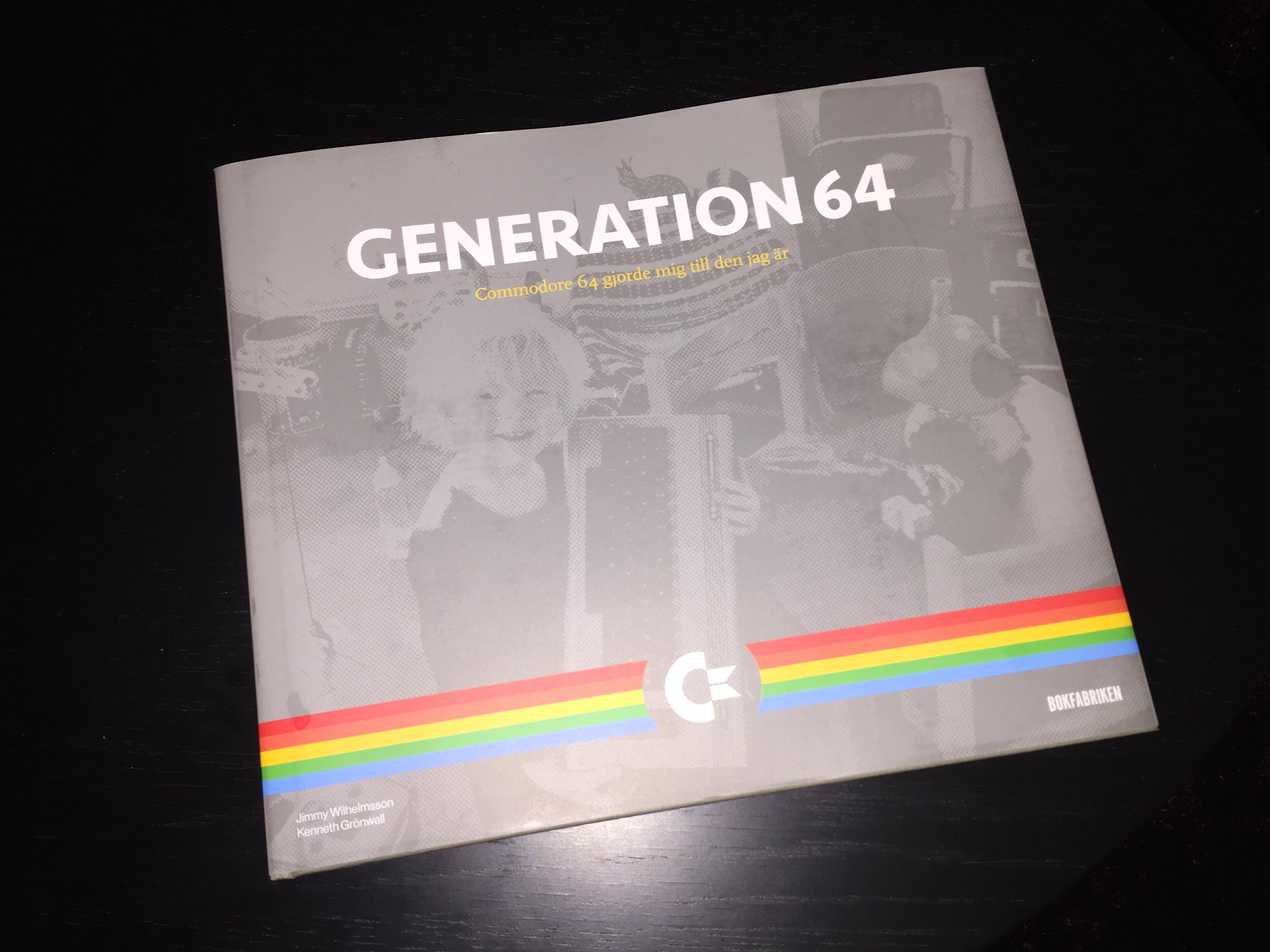 Generation 64 - Commodore 64 gjorde mig till den jag är.