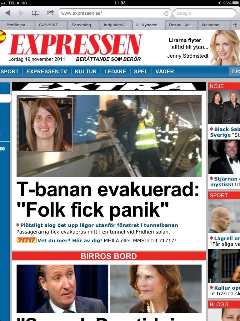 Expressens etta